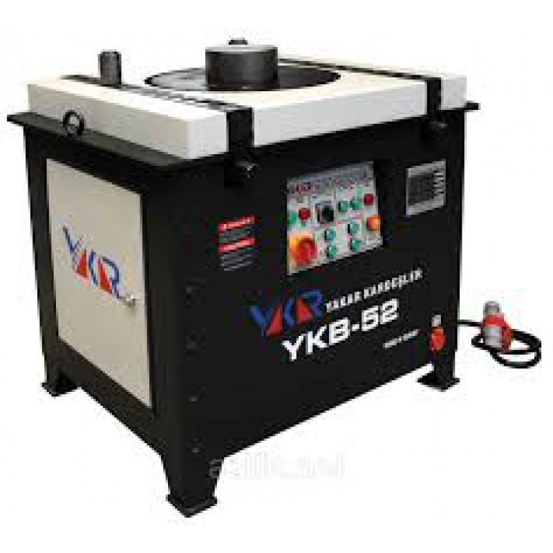 Станок для гибки арматуры  YKB 52