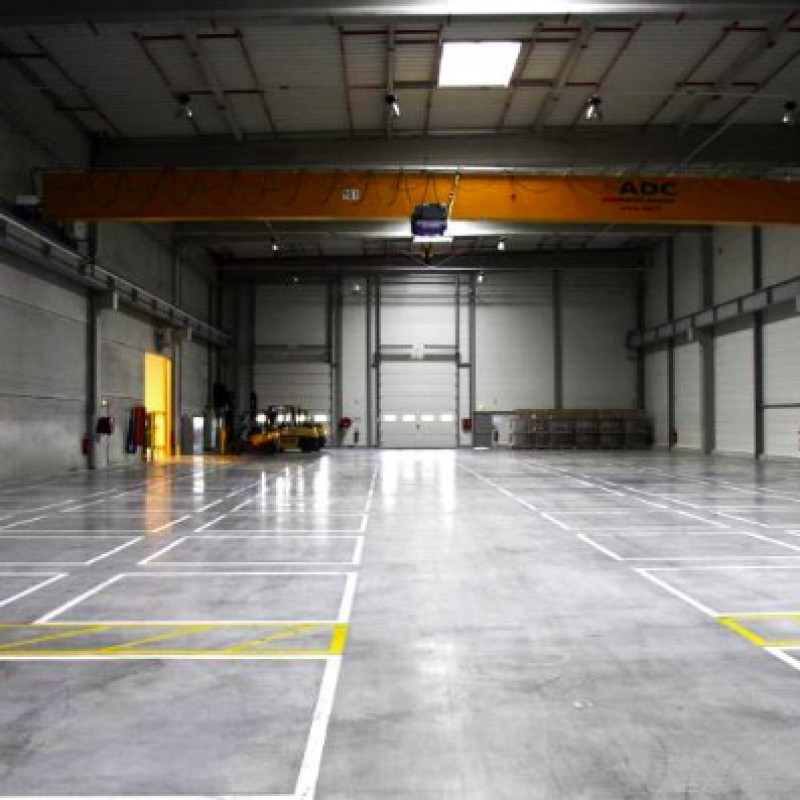 Упрочнитель бетона (топпинг) Rocland QUALIROC
