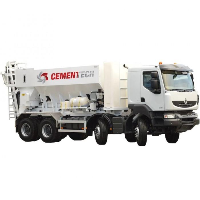 Мобильный бетонный завод Cementech